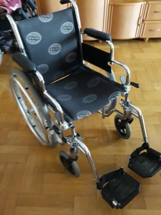 Коляска инвалидная б/у OSD MILENIUM. Киев. фото 1