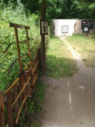Стрельба из лука - вид спорта, благодаря которому можно не только хорошо провес. Чернигов, Черниговская область. фото 4