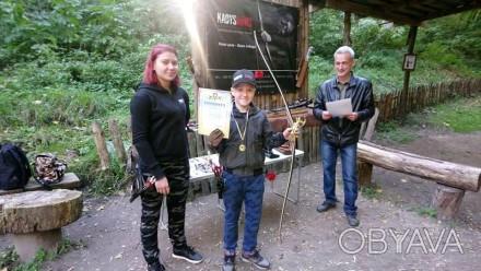 Стрельба из лука - вид спорта, благодаря которому можно не только хорошо провес. Чернигов, Черниговская область. фото 1