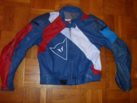 Мото-куртка кожаная DEINESE ( Италия ) , размер L-XL ( 52-54 ). Киев. фото 1