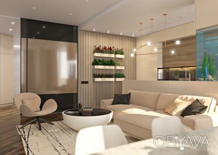 Студия дизайна интерьера Kleverc предлагает услуги по дизайну интерьера квартир,. Черкассы, Черкасская область. фото 1