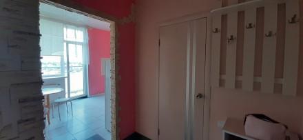 Сдам  свою 1-но комнатную квартиру   в новом ЖК «Альтаир», 13/23 этаж (Люстдорфс. Одесса, Одесская область. фото 11
