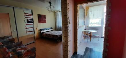 Сдам  свою 1-но комнатную квартиру   в новом ЖК «Альтаир», 13/23 этаж (Люстдорфс. Одесса, Одесская область. фото 6