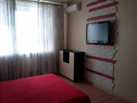 Сдам  свою 1-но комнатную квартиру   в новом ЖК «Альтаир», 13/23 этаж (Люстдорфс. Одесса, Одесская область. фото 3
