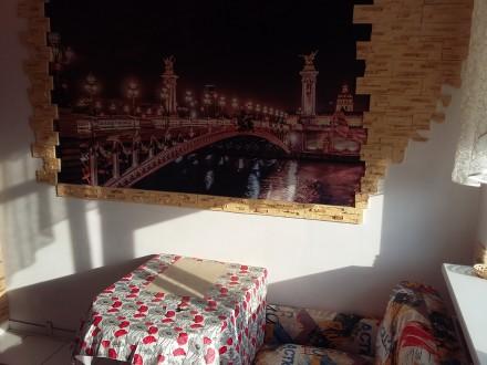 Сдам  свою 1-но комнатную квартиру   в новом ЖК «Альтаир», 13/23 этаж (Люстдорфс. Одесса, Одесская область. фото 4