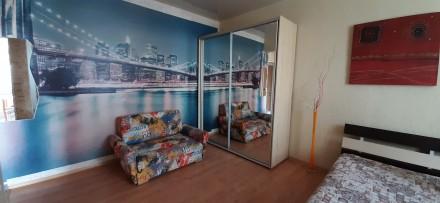 Сдам  свою 1-но комнатную квартиру   в новом ЖК «Альтаир», 13/23 этаж (Люстдорфс. Одесса, Одесская область. фото 13