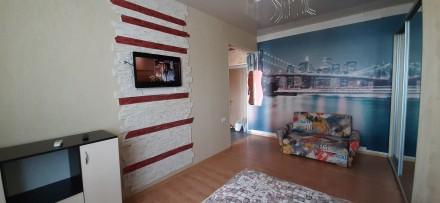 Сдам  свою 1-но комнатную квартиру   в новом ЖК «Альтаир», 13/23 этаж (Люстдорфс. Одесса, Одесская область. фото 8