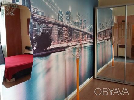 Сдам  свою 1-но комнатную квартиру   в новом ЖК «Альтаир», 13/23 этаж (Люстдорфс. Одесса, Одесская область. фото 1