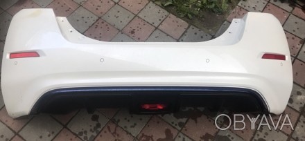 Задний бампер Nissan Leaf 2018-