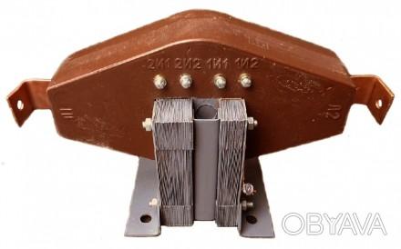Нові вимірювальні трансформатори ТПЛ-10. Є всі номінали. Свідоцтво про повірку в. Киев, Киевская область. фото 1