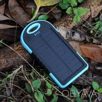 Солнечная батарея Power bank solar 20000 mAh