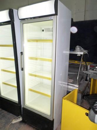 Холодильная витрина однодверная Ugur. Запорожье. фото 1