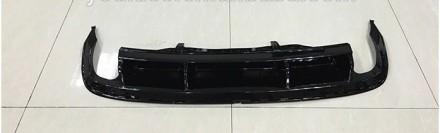 Цена = 200 $ VW Passat CC диффузор R-line   Диффузор заднего бампера под тип . Нежин, Черниговская область. фото 5