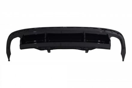 Цена = 200 $ VW Passat CC диффузор R-line   Диффузор заднего бампера под тип . Нежин, Черниговская область. фото 2