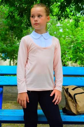 Блуза школьная Ариэль. Горішні Плавні. фото 1