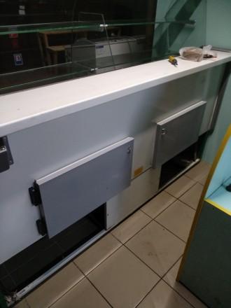 Продам холодильну вітрину довжиною 2 м, в експлуатації 2 роки, в гарному стані.. Киев, Киевская область. фото 4