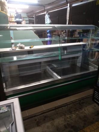 Продам холодильну вітрину довжиною 2 м, в експлуатації 2 роки, в гарному стані.. Киев, Киевская область. фото 6