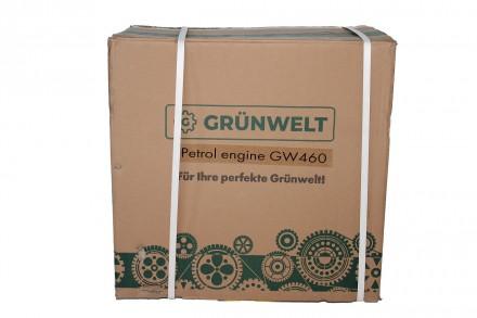 Двигатель бензиновый GrunWelt GW460F-S (18 л.с., шпонка) Grunwelt GW 460F-S - мо. Киев, Киевская область. фото 11