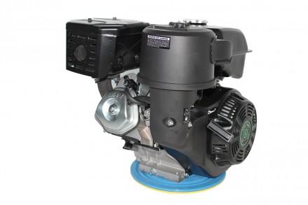 Двигатель бензиновый GrunWelt GW460F-S (18 л.с., шпонка) Grunwelt GW 460F-S - мо. Киев, Киевская область. фото 4