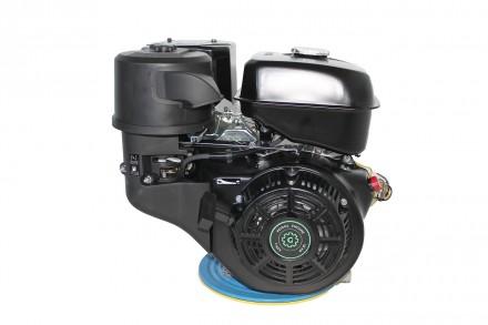 Двигатель бензиновый GrunWelt GW460F-S (18 л.с., шпонка) Grunwelt GW 460F-S - мо. Киев, Киевская область. фото 2