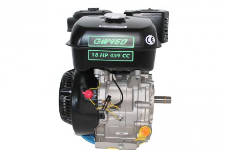 Двигатель бензиновый GrunWelt GW460F-S (18 л.с., шпонка) Grunwelt GW 460F-S - мо. Киев, Киевская область. фото 7