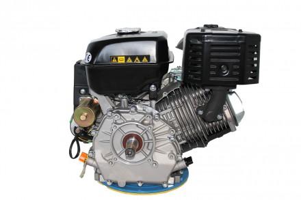 Двигатель бензиновый GrunWelt GW460FE-S (18 л.с., шпонка) Grunwelt GW460FE-S - м. Киев, Киевская область. фото 10