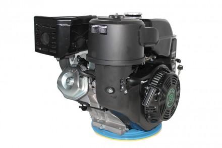 Двигатель бензиновый GrunWelt GW460FE-S (18 л.с., шпонка) Grunwelt GW460FE-S - м. Киев, Киевская область. фото 6