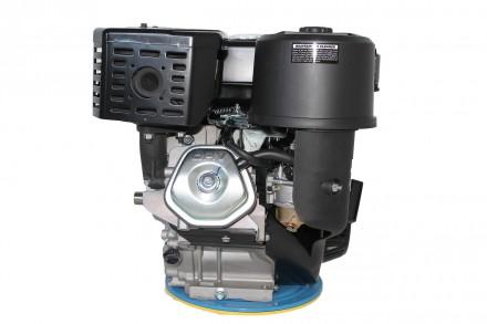 Двигатель бензиновый GrunWelt GW460FE-S (18 л.с., шпонка) Grunwelt GW460FE-S - м. Киев, Киевская область. фото 7