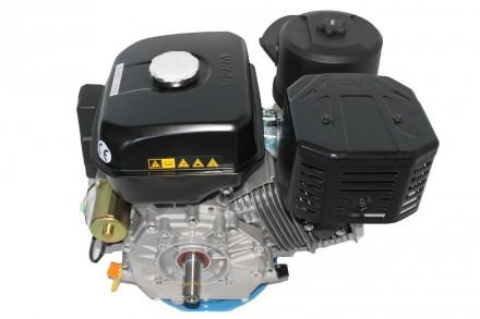 Двигатель бензиновый GrunWelt GW460FE-S (18 л.с., шпонка) Grunwelt GW460FE-S - м. Киев, Киевская область. фото 9