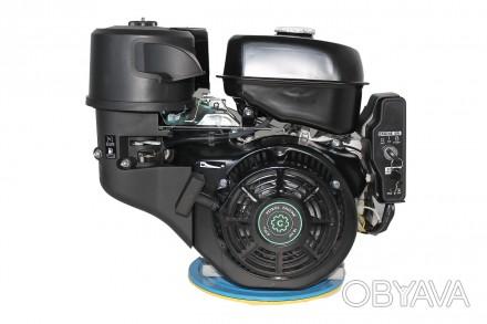 Двигатель бензиновый GrunWelt GW460FE-S (18 л.с., шпонка) Grunwelt GW460FE-S - м. Киев, Киевская область. фото 1