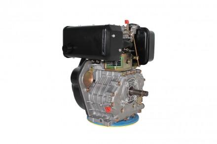 Двигатель дизельный GrunWelt GW186FВ (9,5 л.с., шпонка) GrunWelt GW186FВ - дизел. Киев, Киевская область. фото 3