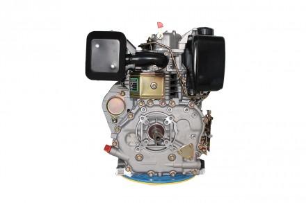 Двигатель дизельный GrunWelt GW186FВ (9,5 л.с., шпонка) GrunWelt GW186FВ - дизел. Киев, Киевская область. фото 10