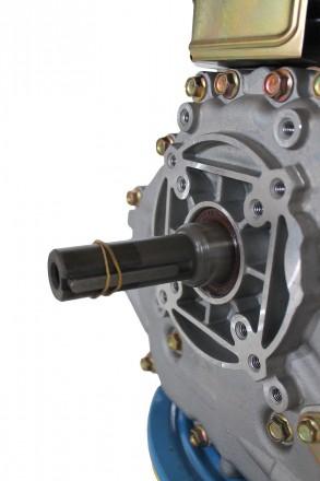 Двигатель дизельный GrunWelt GW186FВ (9,5 л.с., шпонка) GrunWelt GW186FВ - дизел. Киев, Киевская область. фото 9