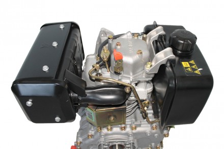 Двигатель дизельный GrunWelt GW186FВ (9,5 л.с., шпонка) GrunWelt GW186FВ - дизел. Киев, Киевская область. фото 8