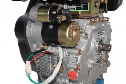 Двигатель дизельный GrunWelt GW186FВE (9,5 л.с., шлицы) GrunWelt GW186FВE - дизе. Киев, Киевская область. фото 9