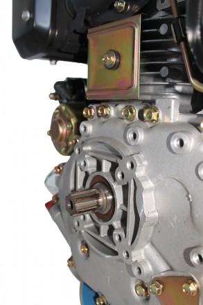 Двигатель дизельный GrunWelt GW186FВE (9,5 л.с., шлицы) GrunWelt GW186FВE - дизе. Киев, Киевская область. фото 11