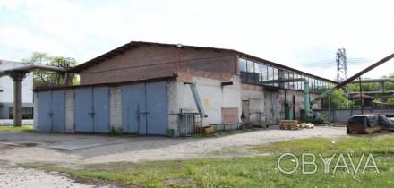 Здание 1000 м2 под производство+ земля 2 га