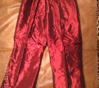 Теплые но легкие штаны, брюки на девочку. 3 шт  Размер: Длина Резинка  22 р. 5. Полтава, Полтавская область. фото 2