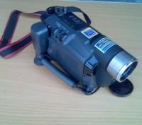 Видеокамера JVC. Запорожье. фото 1
