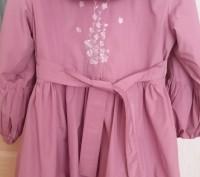 Продам демисезонный плащ на девочку,р.134,куплен в Польше,состояние просто отлич. Чернигов, Черниговская область. фото 3
