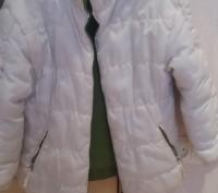Продам деми куртку Mariquita на девочку,р.122,б/у,в очень хорошем состоянии,бела. Чернігів, Чернігівська область. фото 2