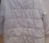 Продам деми куртку Mariquita на девочку,р.122,б/у,в очень хорошем состоянии,бела. Чернігів, Чернігівська область. фото 3
