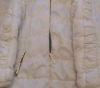 Продам деми куртку Mariquita на девочку,р.122,б/у,в очень хорошем состоянии,бела. Чернігів, Чернігівська область. фото 7