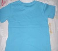 Новая, стильная футболка Mothercare.На возраст 4-5 года.На рост 110 см. 100% хло. Киев, Киевская область. фото 4