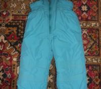 Комбинезон рассчитан на рост 104-110см.  Длина курточки 45см,длина рукава от пл. Запоріжжя, Запорізька область. фото 3