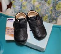 Демисезонные ботиночки chicco. Очень удобные, за счет липучек подойдут на любой . Харьков, Харьковская область. фото 2