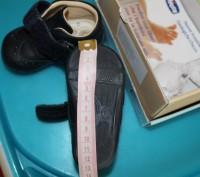 Демисезонные ботиночки chicco. Очень удобные, за счет липучек подойдут на любой . Харьков, Харьковская область. фото 3