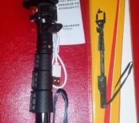 YunTeng YT-1288 монопод для селфи + Bluetooth пульт с Zoom Подбор аксессуаров, ч. Киев, Киевская область. фото 8