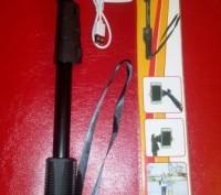 YunTeng YT-1288 монопод для селфи + Bluetooth пульт с Zoom Подбор аксессуаров, ч. Киев, Киевская область. фото 9