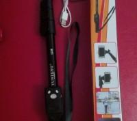 YunTeng YT-1288 монопод для селфи + Bluetooth пульт с Zoom Подбор аксессуаров, ч. Киев, Киевская область. фото 11
